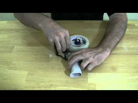 How To Set Up And Use Tape Gun