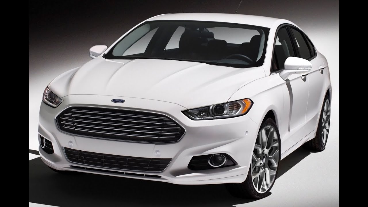 2015 Ford Fusion Start Up And Review 2 0 L 4 Cylinder Turbo
