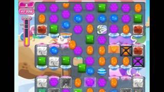 Candy Crush Saga Level 1633 No Boosters