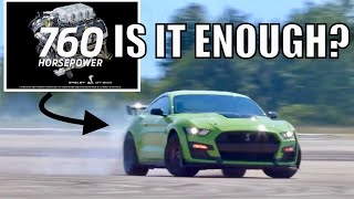 FORD REVEALS ITS 760HP FOR 2020 SHELBY GT500! *LET'S DISCUSS*