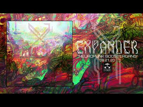 EXPANDER - Cryptosteal (official audio)