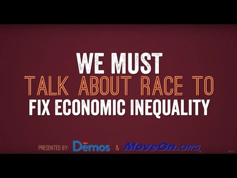 Economic Inequality and Racism (with Heather McGhee)