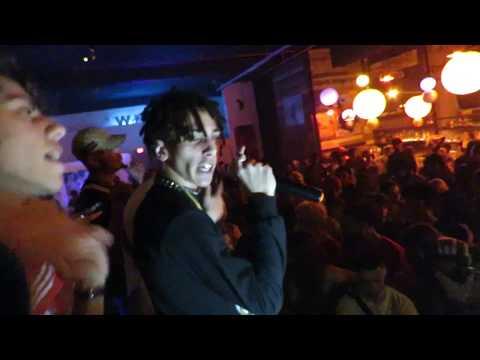 OhTrapstar Live in Miami Shuts down the Show (Choppa + New Wave Live)