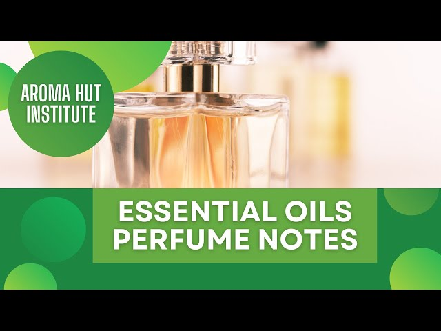 Volatility Of Essential Oils Notes | Making Perfume