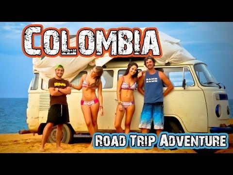Colombia - Hasta Alaska - S01E04