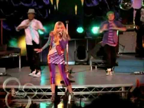 My miley cyrus video 2 - 1 part 8
