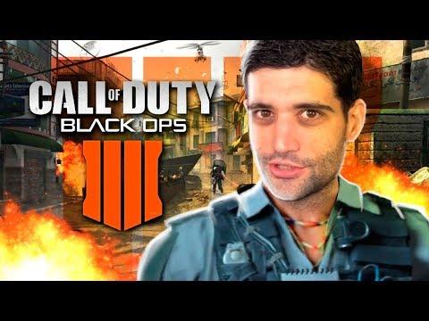 Esta DIFÍCIL jogar o Battle Royale no BRASIL - Call of Duty: Black Ops 4