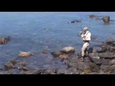 Saltwater Fly Fishing In Kerry