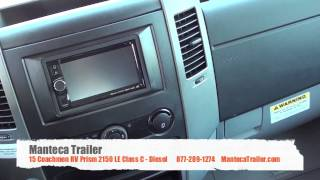 15 Coachmen RV Prism 2150 LE Class C Diesel - Manteca Trailer