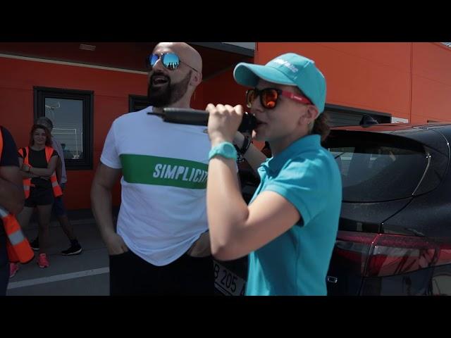 Voltaj si Noaptea Târzi - Concurs pe circuitul MotorPark Romania