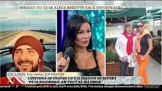 """Ilie Năstase, despre divorțul de Brigitte: """"Nu îi las nici măcar numele!"""""""