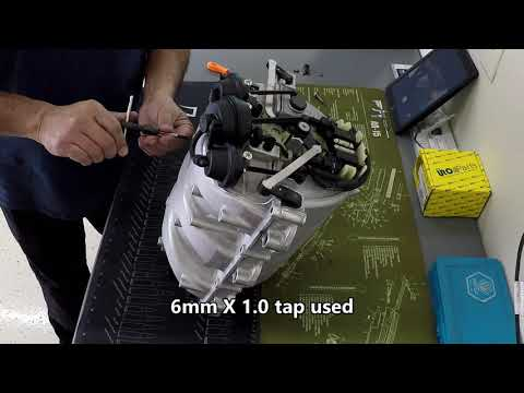 Mercedes Benz Intake Manifold Replace For Tumble Flap Malfunction