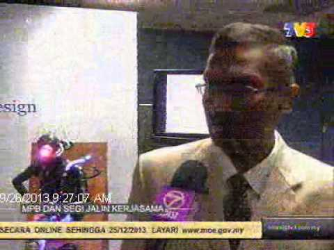 News Coverage TV3 Segi 26 Sept