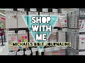 Michaels Bible Journaling & Dollar Tree | SHOP WITH ME | I'm A Cool Mom