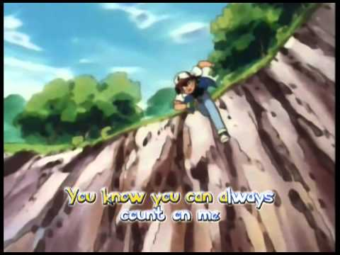 Pokemon - Together Forever Full version AMV with onscreen lyrics