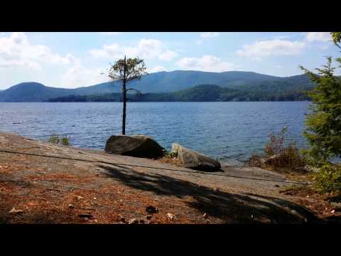 Camp onaway in 4k uhd new hampshire newfound lake youtube