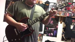 AC/DC - Code Red (Guitar cover)