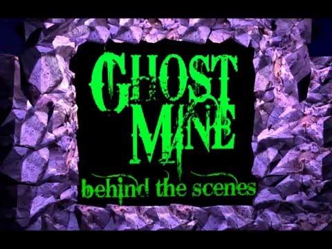 Ghost Mine Behind the Scenes