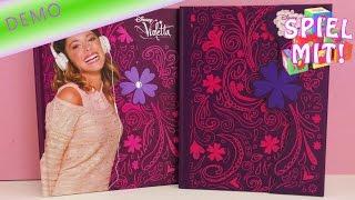 Vergleich - Welches Violetta Tagebuch Ist Am Besten?