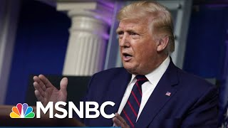 The Atlantic: How Trump Could Throw The Election Into Chaos & Subvert The Result | Katy Tur | MSNBC