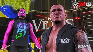 WWE 2K19: Randy Orton Updated/Removed Beard & Jeff Hardy Face Paint Smackdown Live 10/23/2018 - Mods