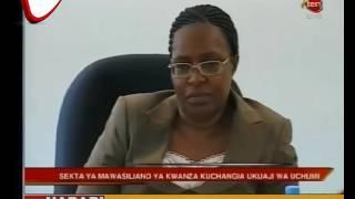 Sekta Ya Mawasiliano Namba Moja Kwa Kukuza Pato La Taifa