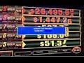 $1 Quick Hits Bonus -- JACKPOT AS IT HAPPENS -- MULTIPLE RETRIGGERS -- BIG WIN