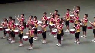 2015步操樂團公開賽(張煊昌小學)