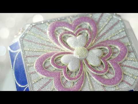 MOUAWAD – The Flower of Eternity Jewellery Coffer