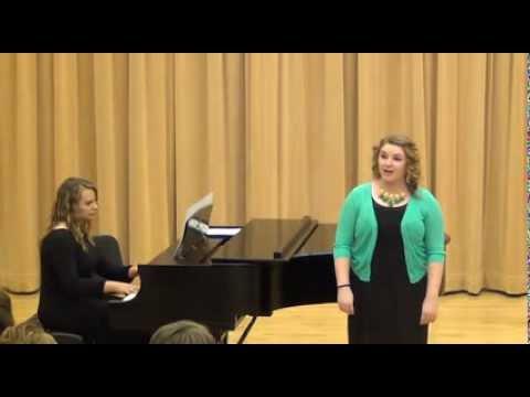 Olivia Robinson Singing Mandoline