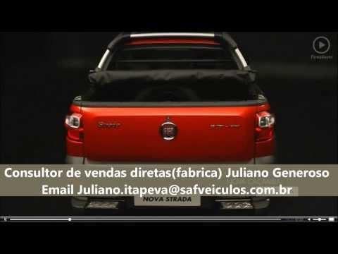 Fiat- Nova Strada 2014