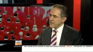 Jack Valero on Arise TV on the UN Report on the Vatican