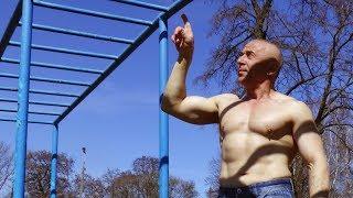 видео Польза тренировок на шведской стенке