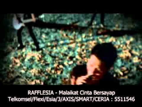 Rafflesia Band - Malaikat Cinta Bersayap (Official).flv