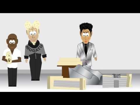 Center for Ants -Zoolander (Animation)