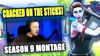 *CRACKED* On The Sticks!!! Fortnite Montage