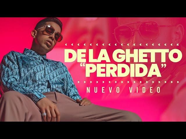 De La Ghetto - Perdida (Official Video)