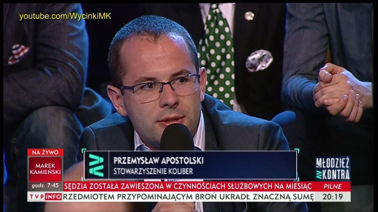 Młodzież kontra 602: Przemysław Apostolski (Stow. Koliber) vs Władysław Kosiniak-Kamysz (PSL)