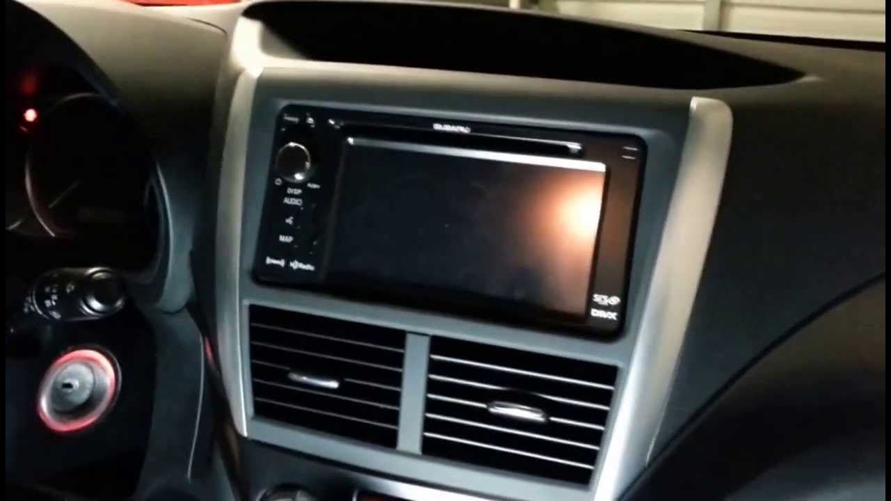 2012 Subaru Wrx Stereo Wiring Diagram Subaru Wrx Radio Wiring