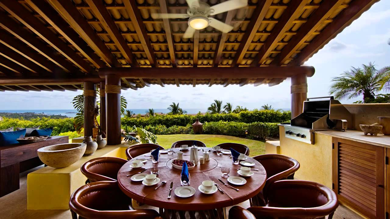 four seasons private villa 12 punta mita mxico youtube