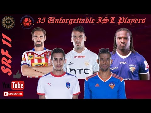ISL 2017: 35 Unforgettable Players who are not there in Season 4!!!
