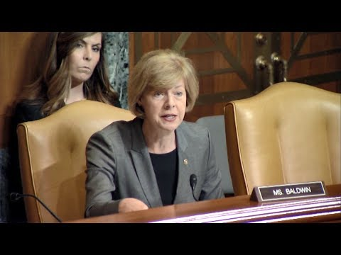 Senator Baldwin Questions Acting Navy Secretary Stackley about LCS