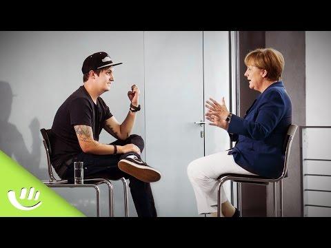 LeFloids Interview mit Angela Merkel: Unsere Meinung - Komm' on (1/2)