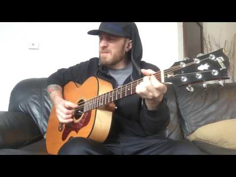 Little Red Corvette - Prince (acoustic cover by Aryk Crowder)