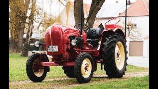 Porsche Diesel Traktor mieten