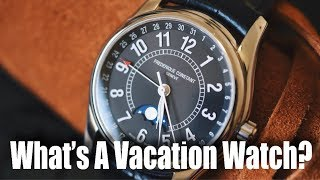 Which Watches Did I Bring On Vacation And Why?