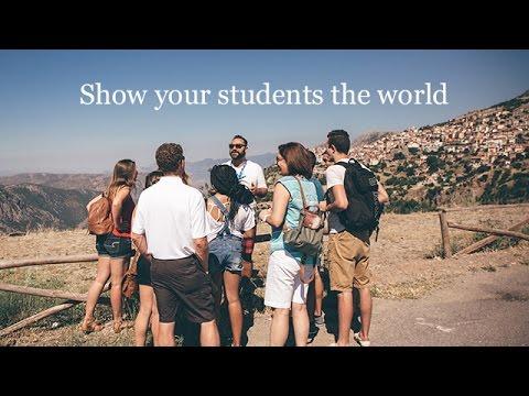 paragraph on educational tour