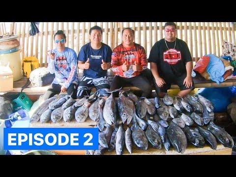 Night Fishing Expedition | Massive Bigeye Trevallies Plus Dogtooth Tunas | Episode 2 Season 1
