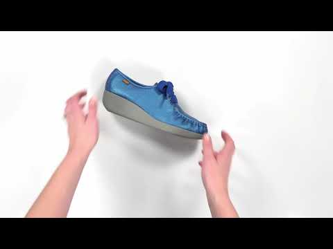 Video for Bounce-C Lace Up Moc this will open in a new window