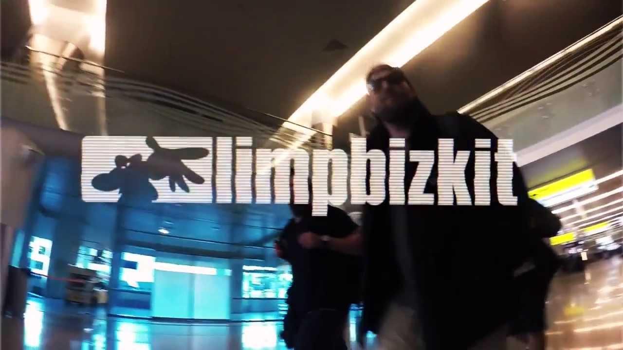 Fred Durst in Moscow (Limp Bizkit's Money Sucks Tour 2015)